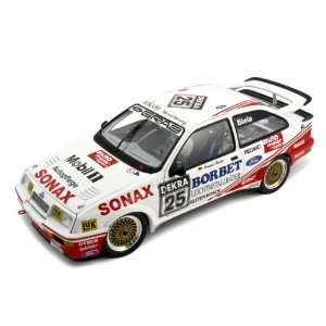 Ford Sierra RS 500 Diecast Car Model 1/18 #25 DTM 1989 F