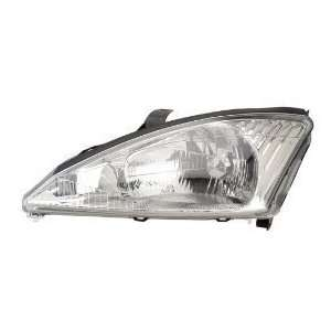 Ford Focus Headlight With Out SVT Package Headlamp Driver