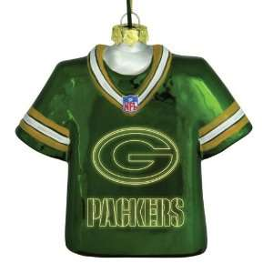 Green Bay Packers Nfl Laser Etched Light Up Jersey