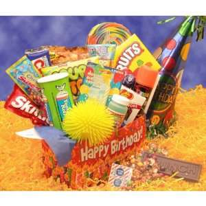 Deluxe Happy Birthday Care Package  Grocery & Gourmet Food