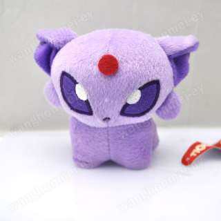 "New pokemon 5""ESPEON Character Soft Stuffed Animal Plush"