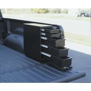 Steel Sliding Drawer Truck Box