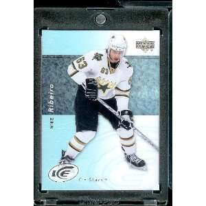 2007 08 (2008) Upper Deck ICE # 90 Mike Ribeiro   Stars