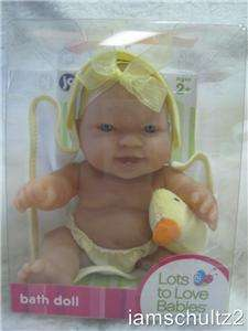 NEW Chubby Vinyl Happy Berenguer Micro Preemie Newborn Baby Doll