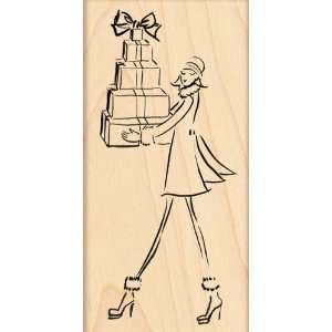 Penny Black Rubber Stamp, Fashion Delivery   899359 Patio
