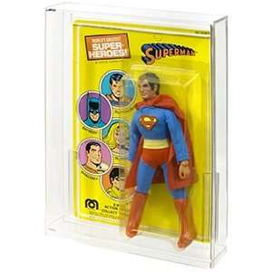 MEGO Worlds Greatest Super Heroes Card/DC Super Heroes Retro Action