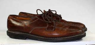 ALLEN EDMONDS MAPLETON LEATHER TIE DRESS SHOES MENS sz 10.5 B