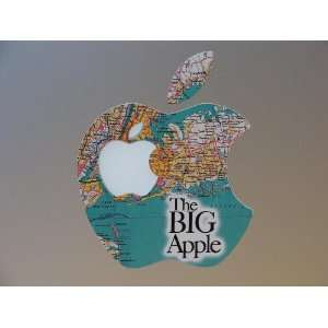 The Big Apple Decal for Macbooks   vinyl sticker