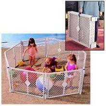Play Yard/Playpen Child/Toddler/Baby/Pet/Dog Enclosure Gate Large Pen