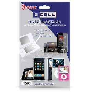 Ecell   3 x ECELL ANTI GLARE LCD SCREEN PROTECTOR FOR LG