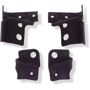 New Chevy Camaro Rear Bumper Brackets   4pc 67 68