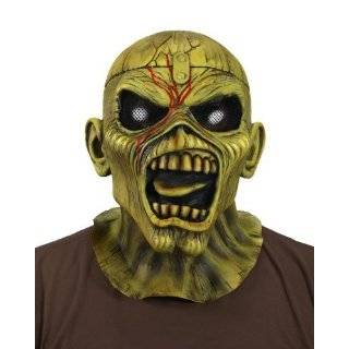 Iron Maiden Eddie Piece of Mind Mask