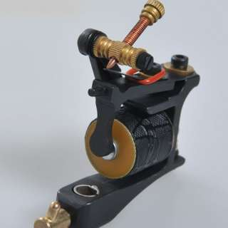 Top Handmade Single Coil Tattoo Machine Gun WM127box
