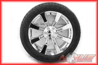 NEW 22 GMC YUKON DENALI HYBRID CADILLAC ESCALADE CHEVY TAHOE WHEELS