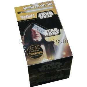 Star Wars Trading Card Game [TCG] New Hope Booster Box [5