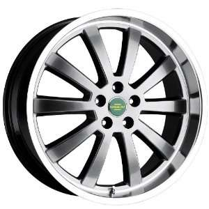 22x9.5 Redbourne Duke (Hyper Black) Wheels/Rims 5x120