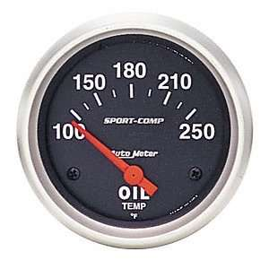 Auto meter 3347 Sport Compact Oil Temperature Gauge