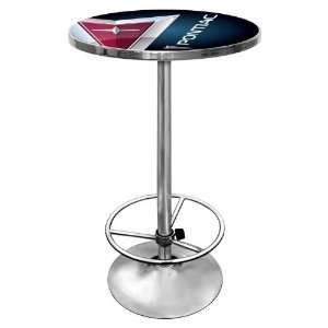 Best Quality Pontiac Chrome Pub Table