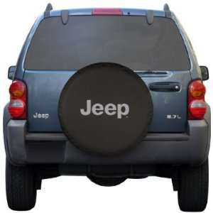 SpareCover® Brawny Series   Jeep Logo 33 Tire Cover