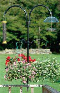 Bird Feeder Plant Hanger Droll Yankee Ultimate Deck System 2 16 Arms