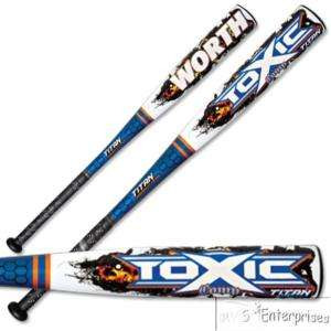 Worth Toxic Titan SLTOX  9 baseball bat 29/20 NEW 3381