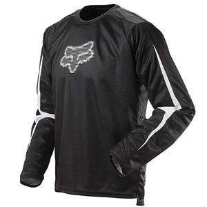 Fox Racing Shortcut Jersey   2008   Small/Black