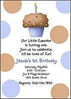 Personalized LITTLE CUPCAKE Note Cards Stationery