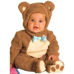Baby Bear Costume Infant 6 12 Month Cute Halloween 2011