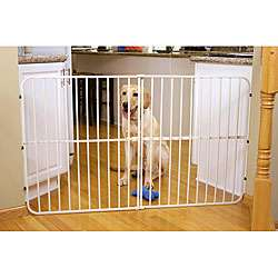 Carlson Big Tuffy Extra Tall Expandable Pet Gate
