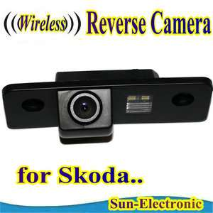 Rear View Reverse Camera for SKODA ROOMSTER OCTAVIA TOUR FABIA