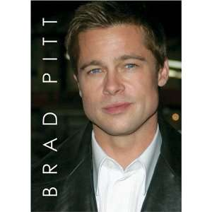 Brad Pitt Fridge Magnet   High Quality Steel Refrigerator Magnet 001