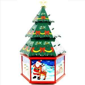 Advent Calendar 3 D Christmas Tree