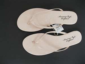 NWT American Eagle Outfitters Pink Flip Flops Var Sizes