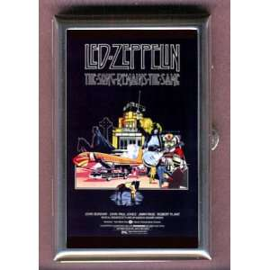 LED ZEPPELIN 1976 MOVIE POSTER Coin, Mint or Pill Box Made in USA