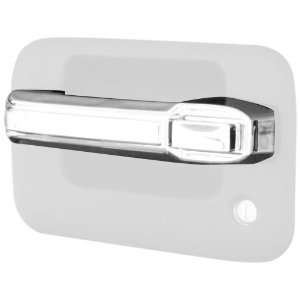 Putco 411001 Retro Style Chrome Trim Door Handle (Center