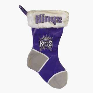 Sacramento Kings Christmas/Holiday Stocking   NBA