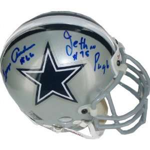 George Andrie, Bob Lilly, Jethro Pugh and Larry Cole Dallas Cowboys