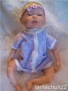 20 Lifelike Life Size Newborn Baby Doll For Reborn or Play W