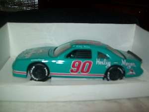 Bobby Hillin # 90 Ford Thunderbird Heilig Meyers Race Car 1/24