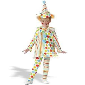 Candy Clown Toddler Costume   Toddler (2 4)   Kids
