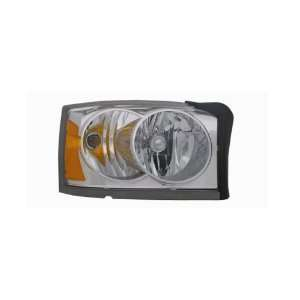 Dodge Dakota Passenger Side Replacement Headlight