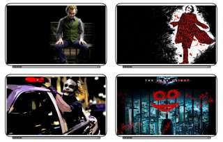 Joker Batman Laptop Netbook Skin Cover Sticker Decal
