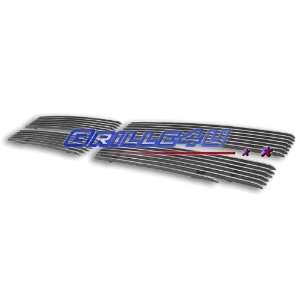 94 01 Dodge Ram Stainless Steel Billet Grille Grill Insert Automotive