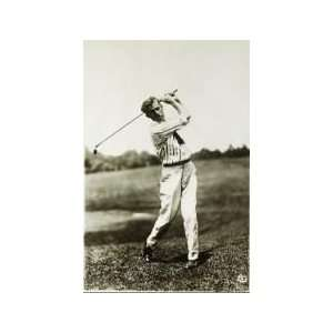 PGA Historical Collection Long Jim Barnes Two Time Winner