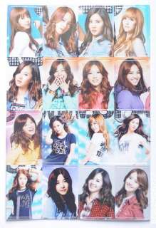 SNSD GIRLS GENERATION KOREAN GROUP Sticker S5