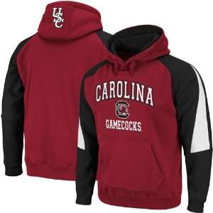 South Carolina Gamecocks Garnet Black Playmaker Pullover
