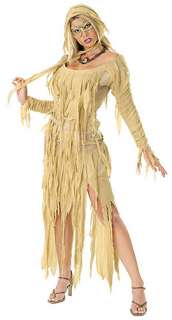 Mummy Queen Costume   Womens Mummy Halloween Costumes