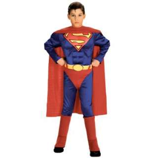 Halloween Costumes Superman with Chest Toddler / Child Costume