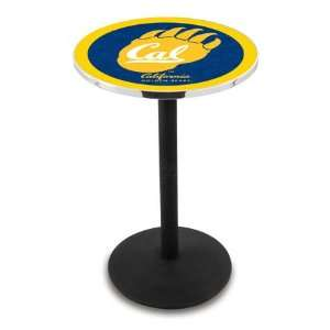 Counter Height Pub Table   Round Base