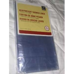 Clear Vinyl Heavy Weight Shower Curtain Liner 70 X 72